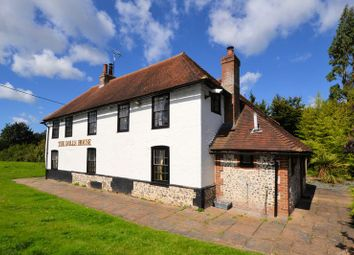 Thumbnail 5 bedroom detached house to rent in Elham Valley Rd, Barham, Canterbury