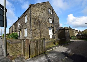 Thumbnail 4 bed end terrace house for sale in Westbourne Terrace, Queensbury, Bradford