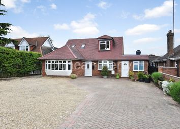 Thumbnail 4 bed detached bungalow for sale in Dixons Hill Road, Welham Green, Herts