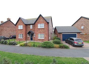 Thumbnail 4 bed detached house for sale in Crindledyke Lane, Kingstown, Carlisle