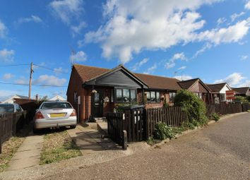 Thumbnail 2 bed semi-detached bungalow for sale in Coastline Village, Ostend Road, Walcott, Norwich
