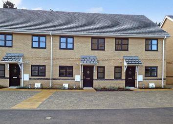 Thumbnail 3 bedroom terraced house for sale in Giles Crescent, Stevenage, Hertfordshire