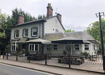 Thumbnail Pub/bar to let in The Oakwood, Brook Lane, Alderley Edge, Cheshire