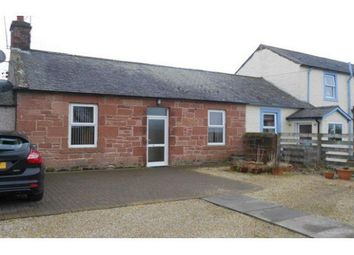Thumbnail 2 bed semi-detached bungalow to rent in Annan
