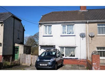 Thumbnail 2 bed semi-detached house for sale in Dol Henrhyd, Neath