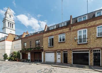 Thumbnail 2 bed mews house to rent in Thornton Place, London