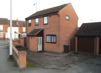Thumbnail 3 bed detached house to rent in Smithurst Road, Giltbrook