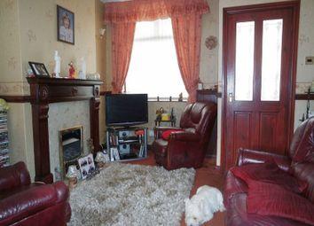 Thumbnail 2 bedroom terraced house for sale in Heber Street, Longton, Stoke-On-Trent