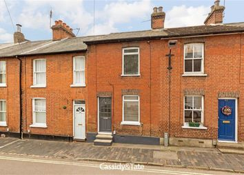Thumbnail 2 bed terraced house to rent in Sopwell Lane, St Albans, Hertfordshire