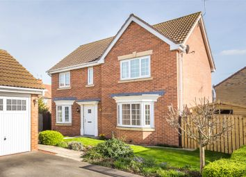 Thumbnail 4 bed detached house for sale in Abbots Mews, Selby