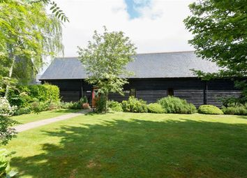 Thumbnail 3 bed detached house for sale in Cold Harbour, Ashwell, Baldock