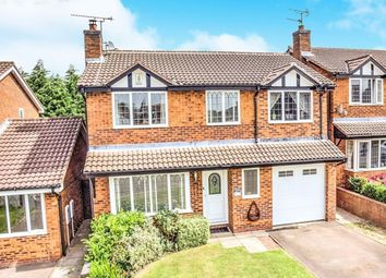 Thumbnail 5 bed detached house for sale in Lichfield Close, Arley, Coventry