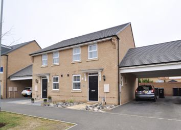 3 bed semi-detached house for sale in Gumcester Way, Godmanchester, Huntingdon PE29