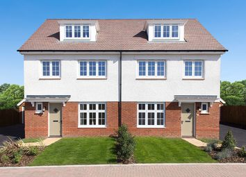 """Thumbnail 4 bed semi-detached house for sale in """"York"""" at Rayne Road, Braintree"""