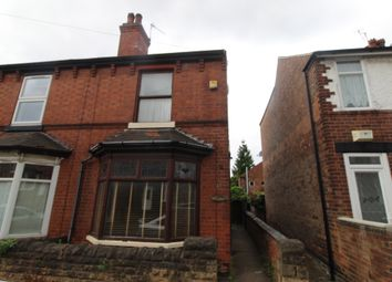 2 bed semi-detached house for sale in Russell Road, Forest Fields, Nottingham NG7