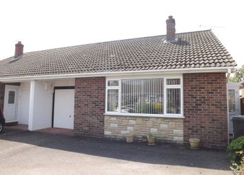 Thumbnail 2 bed semi-detached bungalow for sale in Willow Road, Yeovil