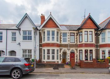 Thumbnail 2 bed flat for sale in York Street, Canton, Cardiff