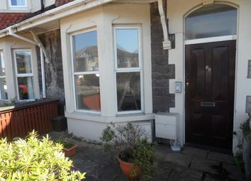 Thumbnail 2 bed flat to rent in Milton Road, Weston-Super-Mare