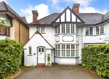 Thumbnail 4 bed semi-detached house for sale in Dunstan Road, London