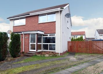 Thumbnail 2 bed semi-detached house for sale in Cairnwell Place, Cairneyhill, Dunfermline, Fife