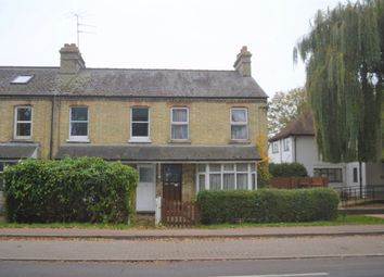 Thumbnail 4 bed terraced house for sale in Cherry Hinton Road, Cherry Hinton, Cambridge