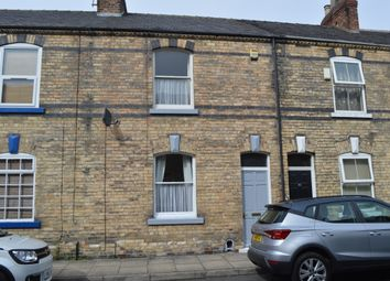 Thumbnail 2 bed terraced house to rent in Waverley Street, Off Monkgate, York