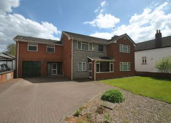 Thumbnail 4 bed detached house for sale in Christchurch, Nr. Coleford, Gloucestershire