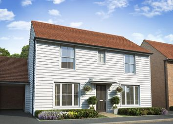 "Thumbnail 4 bed detached house for sale in ""Thornbury II"" at Dymchurch Road, Hythe"
