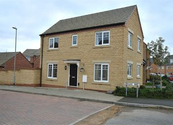 3 bed detached house for sale in Drake Way, Dragonfly Meadows, Northampton NN4