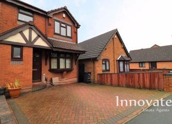 3 bed detached house for sale in Cromwell Street, Dudley DY2
