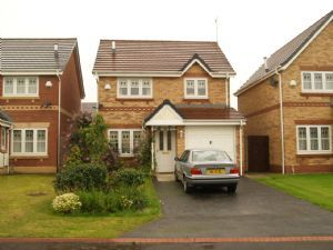 Thumbnail 3 bed detached house for sale in Caplin Close, Kirkby, Liverpool