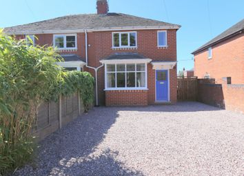 Thumbnail 2 bed semi-detached house for sale in Parkhall Road, Weston Coyney