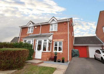 Thumbnail 2 bed semi-detached house for sale in Farthing Lane, Brockhill, Redditch