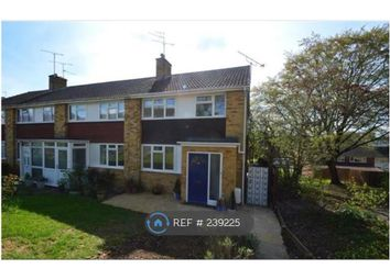 Thumbnail 3 bed end terrace house to rent in Wentworth Crescent, Maidenhead