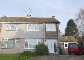 Thumbnail 3 bed end terrace house for sale in Pensford Close, Crowthorne, Berkshire