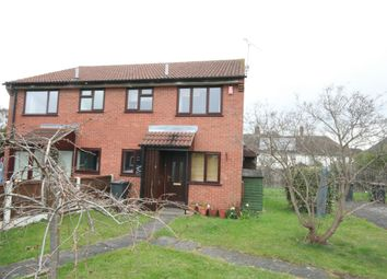 Thumbnail 1 bed semi-detached house to rent in Camdale Close, Beeston, Nottingham