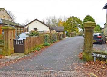 Thumbnail 3 bed bungalow for sale in Rowley Lane, Burnley