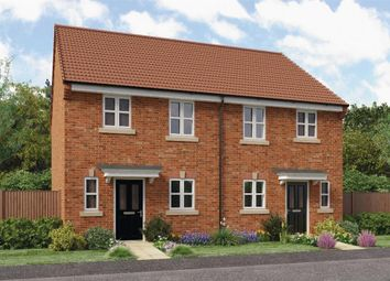"Thumbnail 3 bed semi-detached house for sale in ""Wilde"" at Bevan Way, Widnes"
