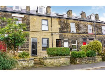 Thumbnail 3 bed terraced house for sale in Walkley Crescent Road, Sheffield