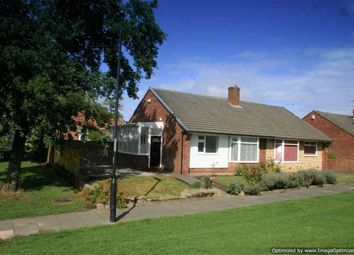 Thumbnail 2 bed semi-detached bungalow for sale in 32 Arnside Walk, Newcastle Upon Tyne, Tyne And Wear