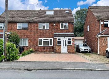 Thumbnail 4 bed semi-detached house for sale in Talbot Avenue, Langley, Slough