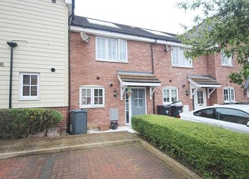 Thumbnail 2 bed terraced house for sale in Goodwins Close, Little Canfield, Dunmow