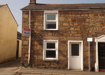 Thumbnail 2 bed cottage to rent in Union Street, Camborne