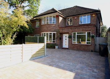 Thumbnail 3 bed semi-detached house for sale in Village Road, Enfield