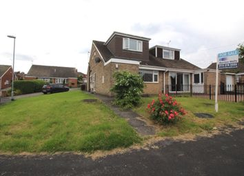 Thumbnail 3 bed semi-detached bungalow for sale in Priestley View, Pudsey