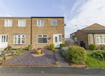 3 bed semi-detached house for sale in Shirley Close, Holme Hall, Chesterfield S40
