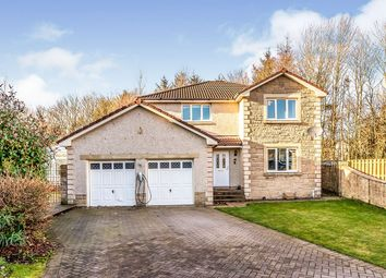 Thumbnail 5 bed detached house for sale in Braemar Gardens, Glenrothes, Fife