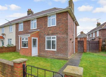 Thumbnail 3 bedroom semi-detached house for sale in Larch Road, Elvington, Dover, Kent