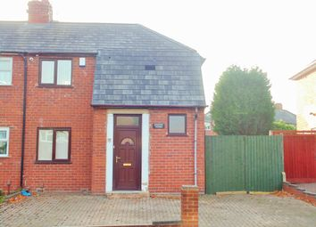 Thumbnail 2 bed semi-detached house to rent in Holland Road, Great Barr
