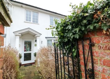 Thumbnail 2 bed terraced house for sale in Cedric Road, Westgate-On-Sea